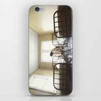 Beds iPhone & iPod Skin
