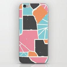 Bela Silueto iPhone & iPod Skin