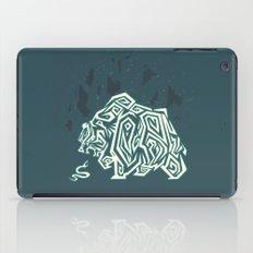 Wild Bear iPad Case
