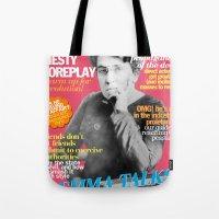 COSMARXPOLITAN, Issue 16 Tote Bag