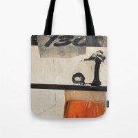 Dil. 8 Tote Bag