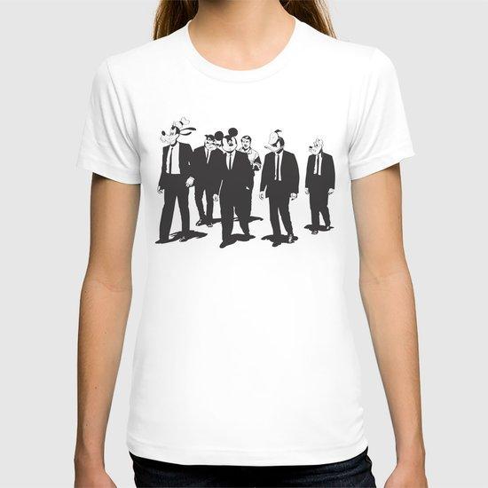 Walt's Protection Crew T-shirt