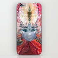 Queen Of Somewhere not Of This Earth iPhone & iPod Skin
