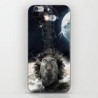 Star Gaze iPhone & iPod Skin