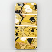 Holy Jesus, What Are The… iPhone & iPod Skin