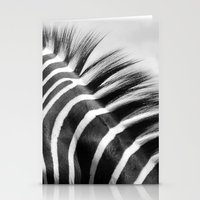 Zebra Stationery Cards