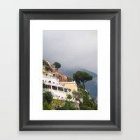Amalfi 264 Framed Art Print