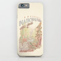 Adventure National Parks iPhone 6 Slim Case