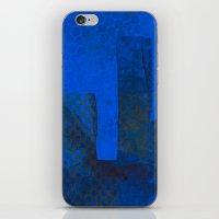 Blue City iPhone & iPod Skin