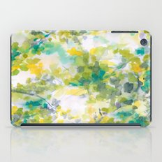 Canopy (green) iPad Case