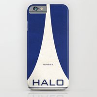 iPhone & iPod Case featuring Bungie's HALO by Lechaftois Boris (LBö)