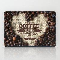 Coffee Love iPad Case