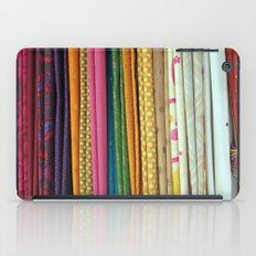indian sarees iPad Case