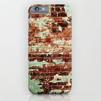 Half Naked Bricks iPhone 6 Slim Case