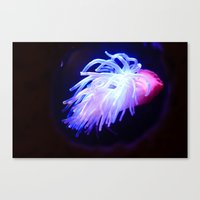 Electricity. Canvas Print