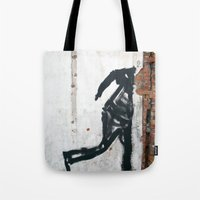 People Disappear, Right … Tote Bag