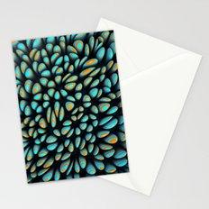Blue Bloobly Stationery Cards