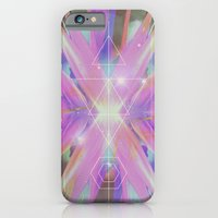 iPhone & iPod Case featuring COSMIC NATURE by Plástica