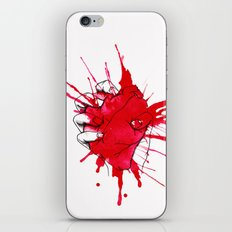 Crushed iPhone & iPod Skin