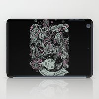 Irregular Sleeping Patte… iPad Case