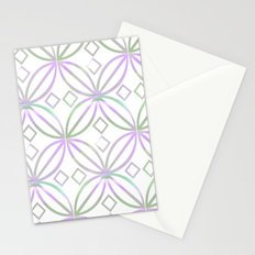 Floral Pattern - JUSTART © Stationery Cards
