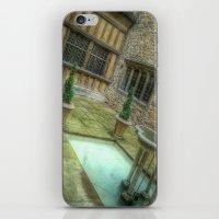 Courtyard iPhone & iPod Skin