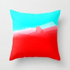 Shift Throw Pillow