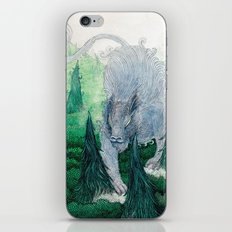 Jungle Cat II iPhone & iPod Skin