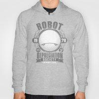 Robot Depreciation Society Hoody
