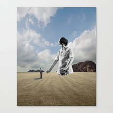 The Irony Of Love Canvas Print