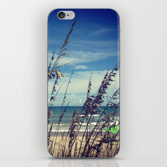 Through The Reeds iPhone & iPod Skin