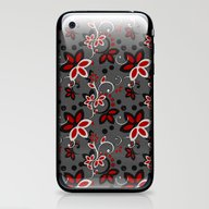 Floral Endeavors iPhone & iPod Skin