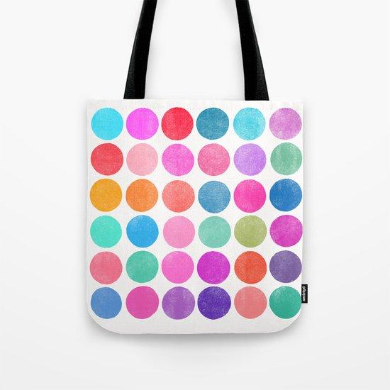 colorplay 8 Tote Bag