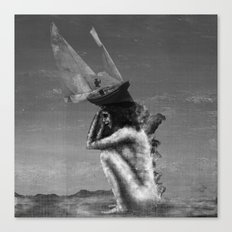 Pirate Ghost Canvas Print
