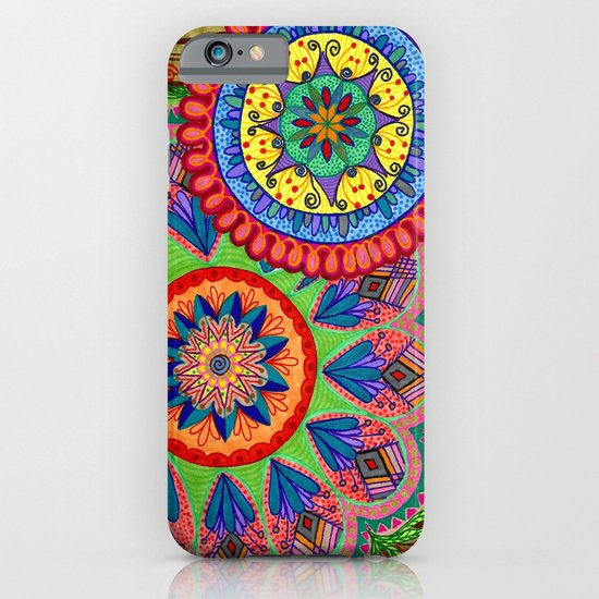 Mandalas 1 iPhone & iPod Case