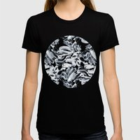 Cumulus II Womens Fitted Tee Black SMALL