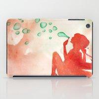 Desk Daydream iPad Case