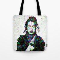 The Last Samurai Tote Bag