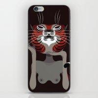 Wildlife - Tiger iPhone & iPod Skin