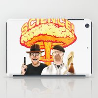 Mythbusters, for science! iPad Case