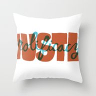 Throw Pillow featuring Hustle & Prolificacy by Chris Piascik