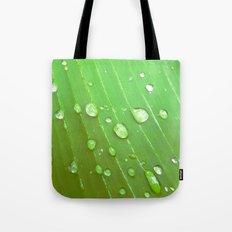 Jungle Drops. Tote Bag