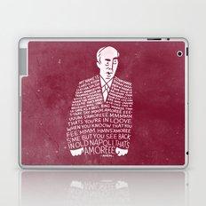 My Name is John Daker Laptop & iPad Skin