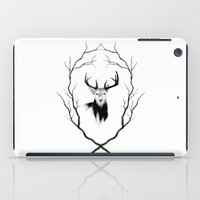 DEER REVISITED iPad Case