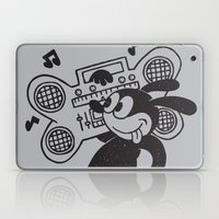 A Dog with a Bonebox Laptop & iPad Skin