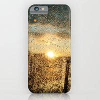 iPhone & iPod Case featuring Sunset Dews by klark