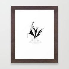 Insect #4 Framed Art Print