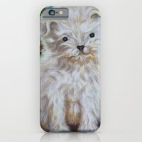 iPhone & iPod Case featuring Who is the Cutest?? by Annette Jimerson