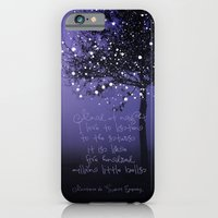 iPhone & iPod Case featuring A MILLION STARS by Monika Strigel