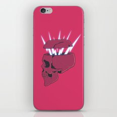 Skull 'n Bolts iPhone & iPod Skin